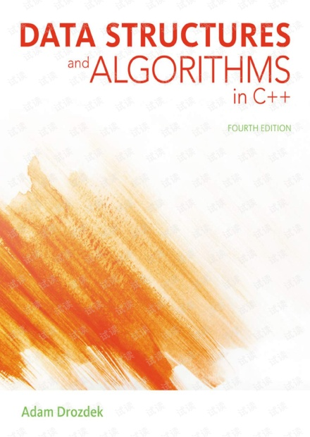 Data Structures and Algorithms in C++, 4th edition.pdf