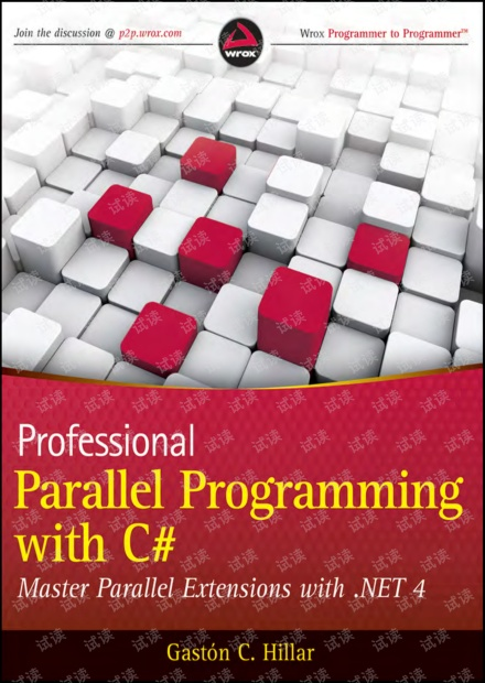 Professional Parallel Programming with C# 无水印pdf
