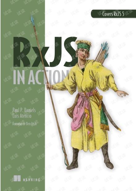 RxJS in Action 无水印pdf
