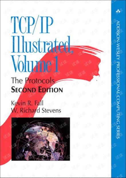 TCP IP Illustrated Volume 1 The Protocols (2nd Edition).pdf