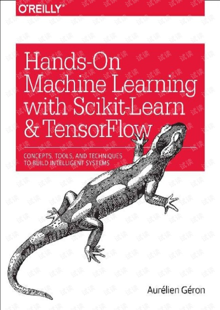 Hands-On Machine Learning with Scikit-Learn and TensorFlow ...