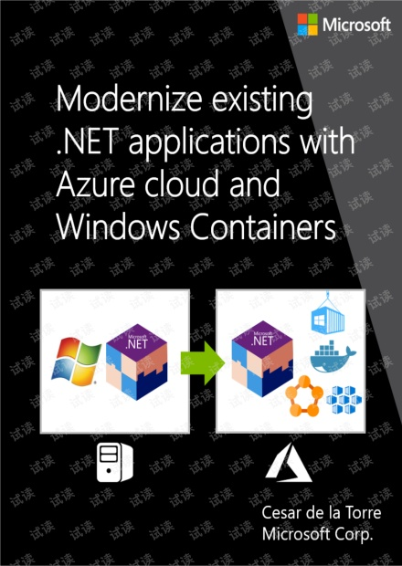 Modernize-Existing-.NET-applications-with-Azure-cloud-and-Windows-Containers