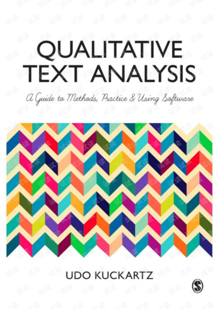 Qualitative Text Analysis A Guide to Methods, Practice and Using 无水印原版pdf
