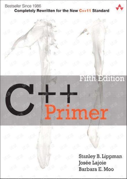 C++primer第五版(英文版)