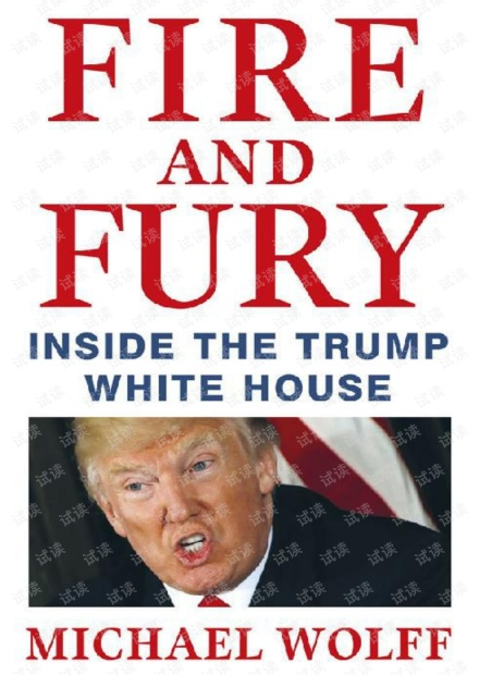 Fire and Fury - Inside The Trump White House