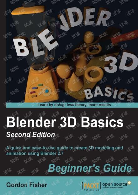 Blender 3D Basics(2nd) 无水印原版pdf