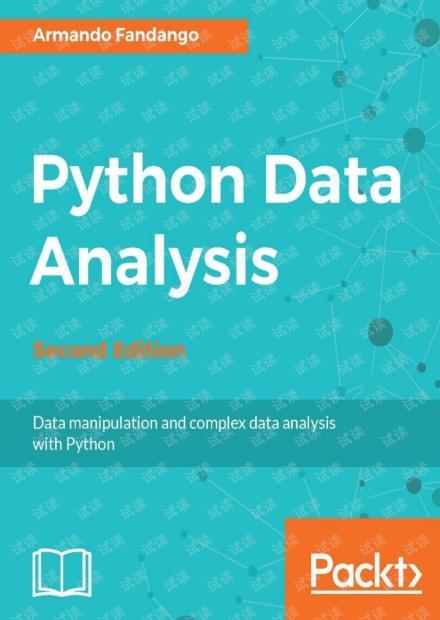 Python Data Analysis 2nd (Packt)