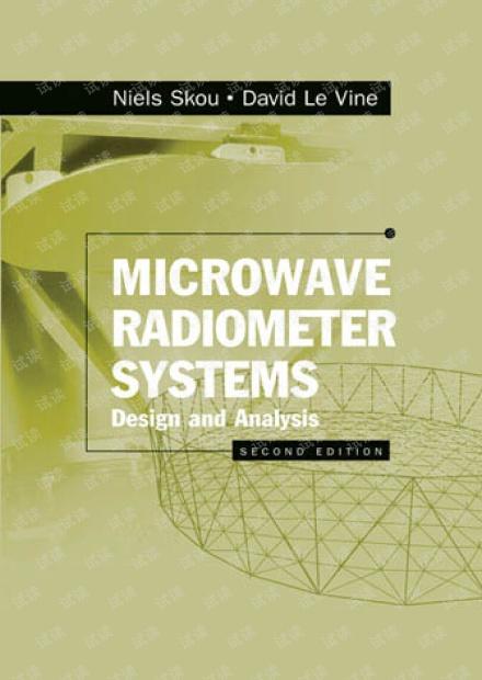 微波辐射计系统:Microwave Radiometer Systems:Design and Analysis