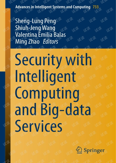 Security with Intelligent Computing and Big-data Services-Springer(2018).pdf