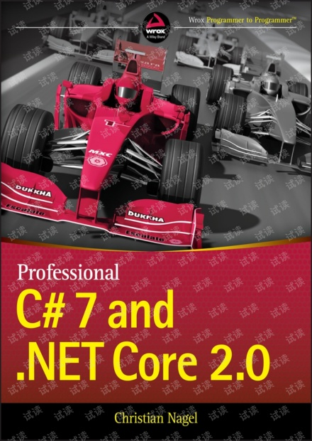 Professional C# 7 and .NET Core