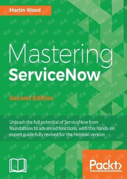 Mastering ServiceNow 2nd PDF