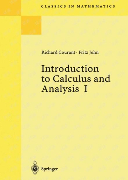 柯朗 微积分和数学分析引论-第一卷-英文版-Springer-高清文字版PDF-Vol_1.pdf
