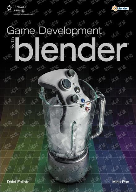 blender 的游戏引擎