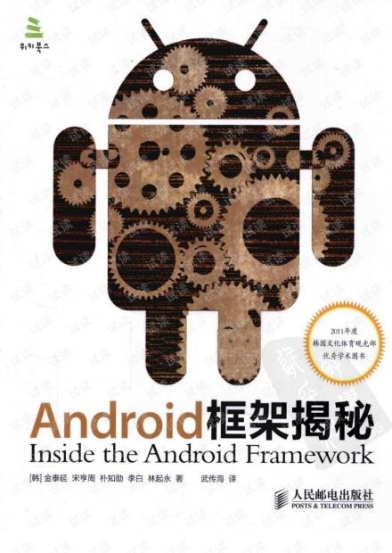 ANDROID框架揭秘(带书签).pdf