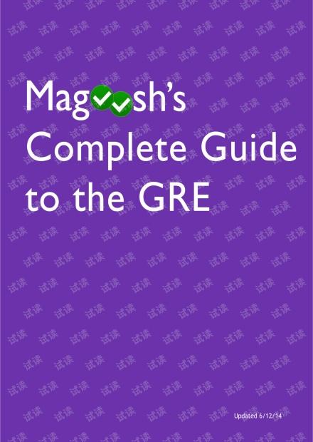 ( Magoosh GRE eBook.pdf )