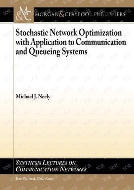 stochastic network optimization with application to communication and queueing