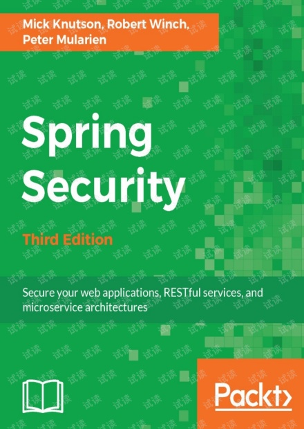 Spring Security 3rd Edition pdf