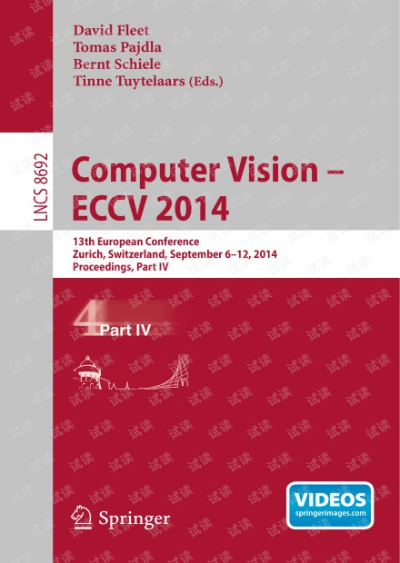 Computer Vision – ECCV 2014 Part IV.pdf