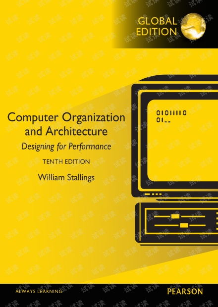 Computer Organization and Architecture, 10th-William Stallings(2015)