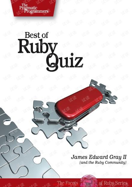 Best of Ruby Quiz.pdf 英文原版