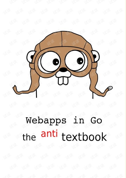 Webapps-in-Go-the-anti-textbook