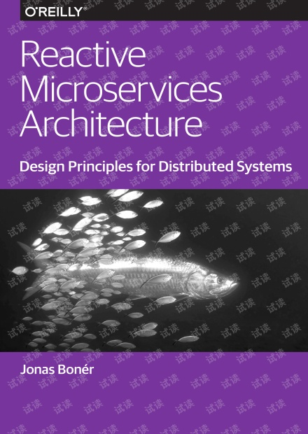 响应式微服务架构 reactive-microservices-architecture-orm