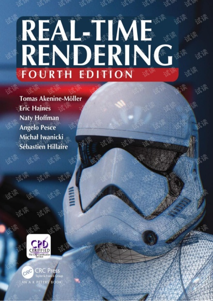 [Bookflare.net] - Real-Time Rendering, Fourth Edition(2018pdf高清原版))