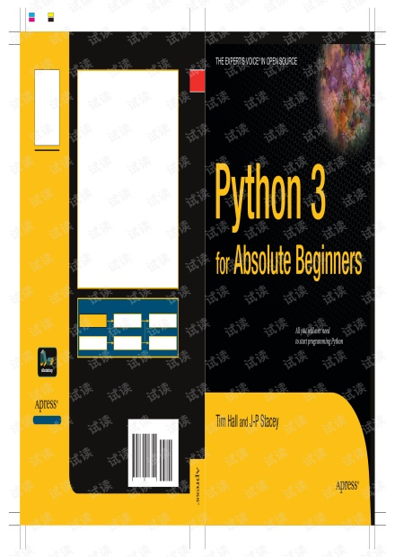 Python3 for absolute beginners