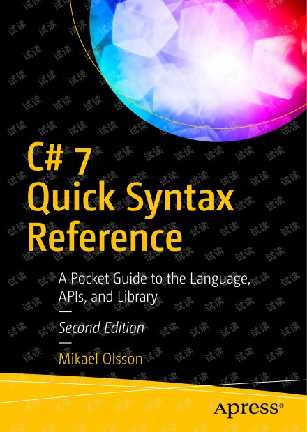 C# 7 Quick Syntax Reference 2nd Edition