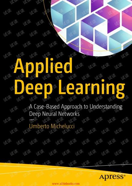 Applied Deep Learning--2018