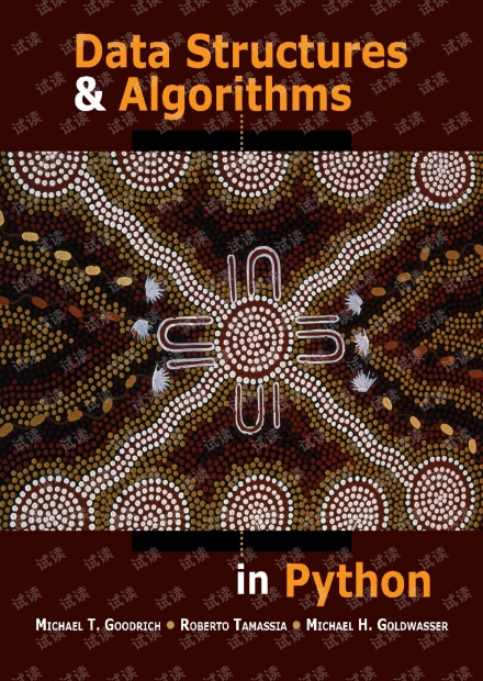 Data Structures and Algorithms in Python-2013