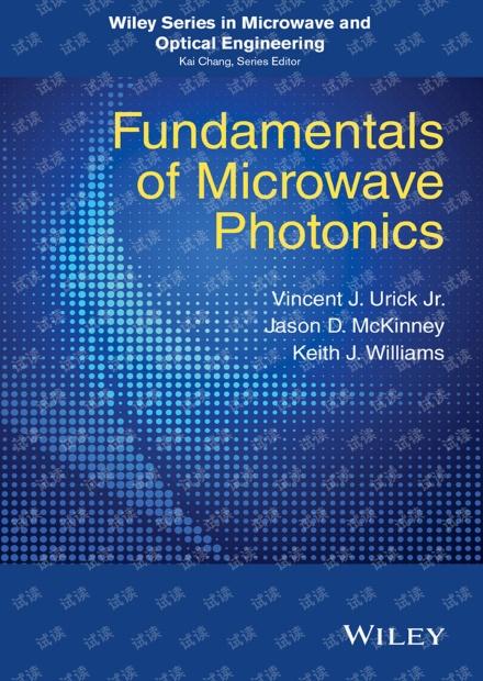 Fundamentals of Microwave Photonics (微波光子基础)