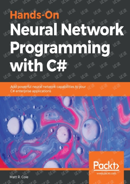 Hands-On Neural Network Programming with C#