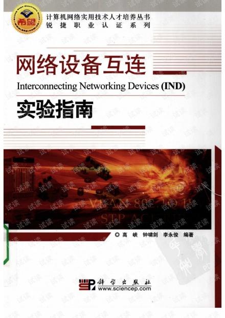 网络设备互连实验指南 (认证网络工程师指定教材)