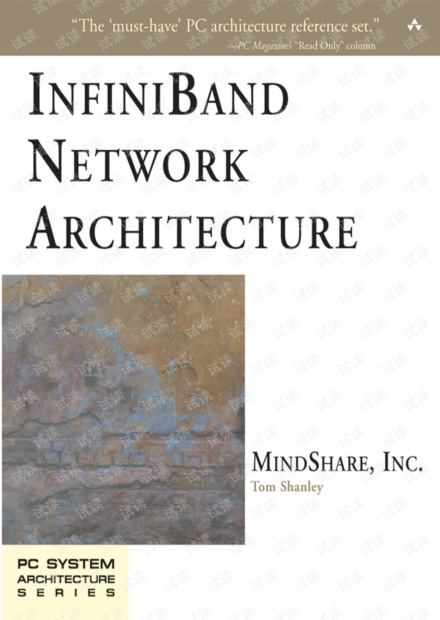 infiniband network architecture