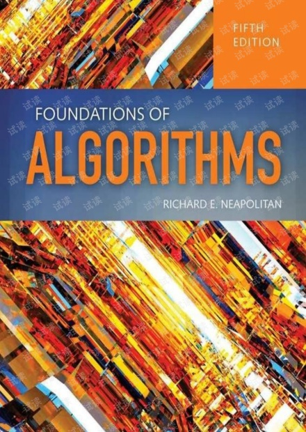 foundations of algorithms 5th 2014