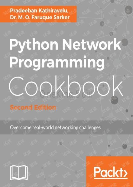 Python Network Programming Cookbook, 2nd Edition - 2017