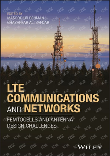 LTE communications and networks:femtocells and antenna design 2018