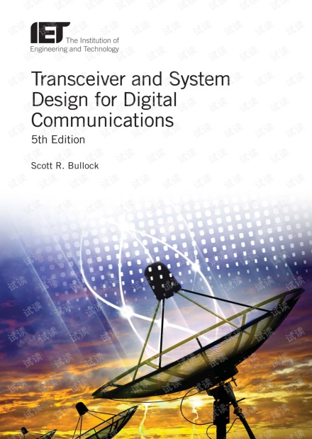 Transceiver and System Design for Digital Communications 第五版