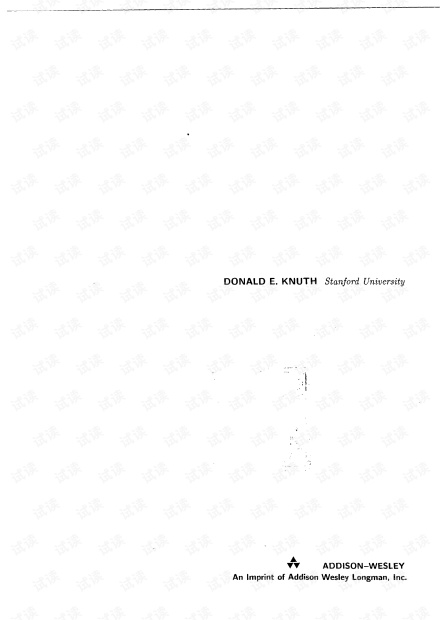 The Art of Computer Programming, Volume 1 Fundamental Algorithms 1997 PDF