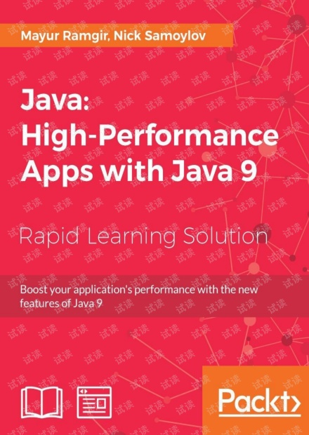 Java: High-Performance Apps with Java 9