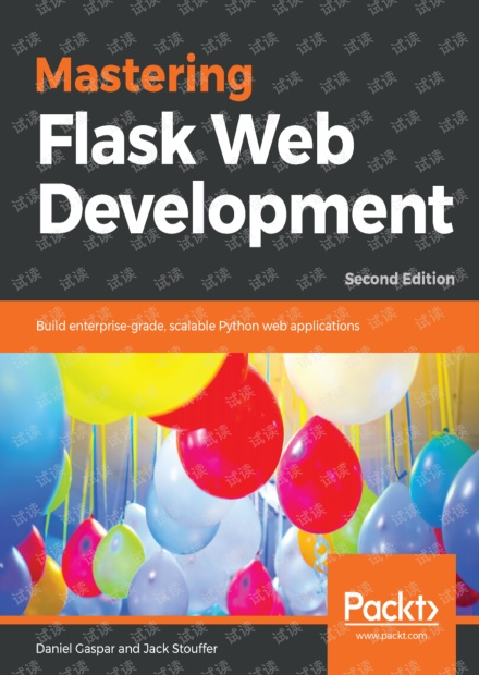 Packt.Mastering.Flask.Web.Development.2nd.Edition