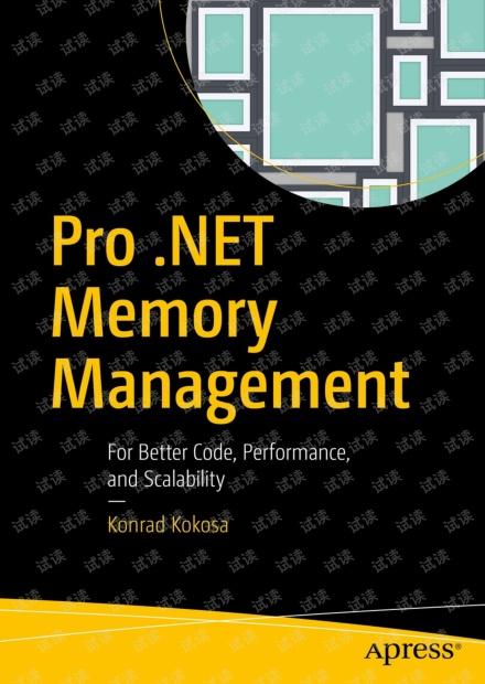 高清彩版 Apress.Pro.NET.Memory.Management