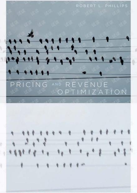 价值收益与优化-菲利普斯 pricing and revenue optimization