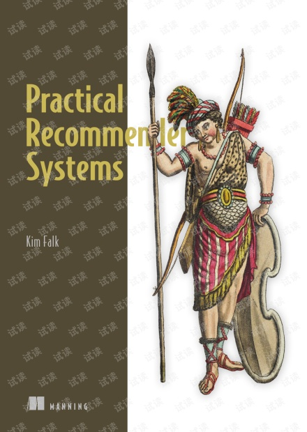 【Manning经典教材】Practical Recommender Systems