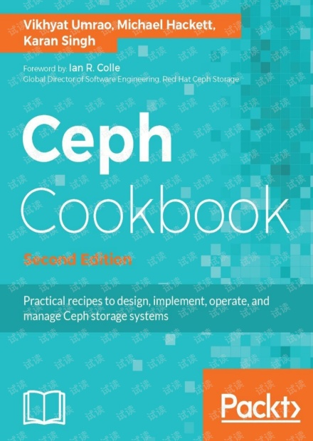 Ceph Cookbook 第二版