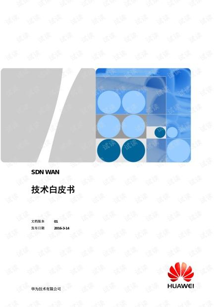 SDN技术白皮书