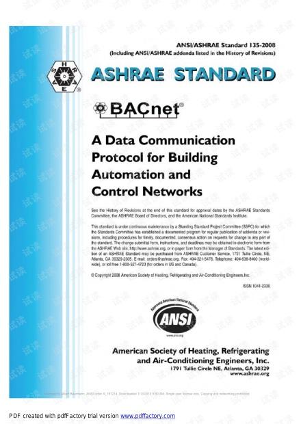 Bacnet Standard 135_2008