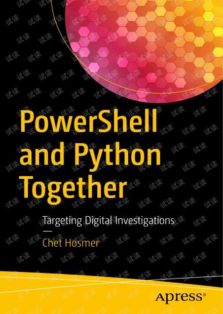 Apress.PowerShell.and.Python.Together.Targeting.Digital.Investigations