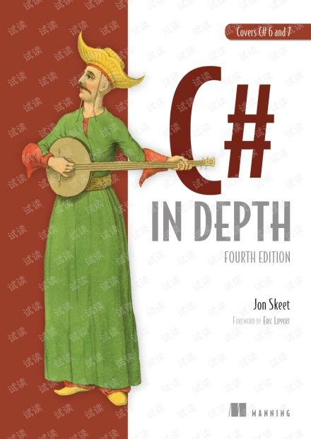 C# in Depth, 4th Edition